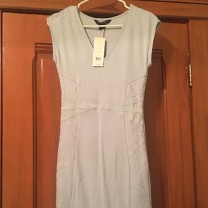 French Connection Manhattan Lace VNK Dress sz4